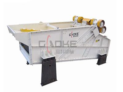 选煤脱水筛采用双电机同步技术设/